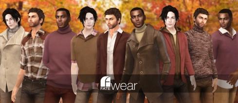 FATEwear Fall 2014