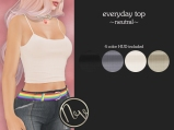Neve Top - Everyday - Neutral
