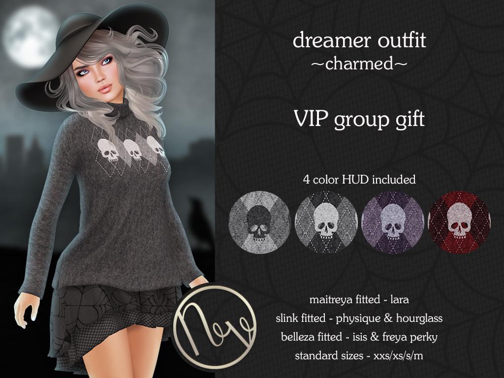 Neve - Dreamer Outfit - Charmed.jpg