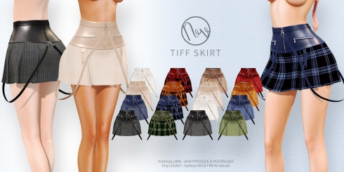 Neve - Tiff Skirt - All Colors